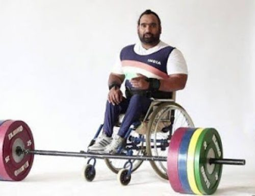 An Inspiring Story On World Disability Day